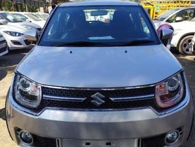 Used 2018 Maruti Suzuki Ignis 1.2 AMT Alpha AT for sale in Bhopal