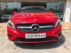 Mercedes Benz A Class 2017 AT for sale in Ahmedabad