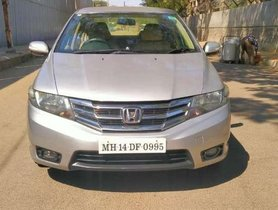 Used Honda City 1.5 V Manual, 2012, Petrol MT for sale in Pune
