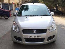 2012 Maruti Suzuki Ritz MT for sale in Bangalore