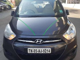Used Hyundai I10, 2011, Petrol MT for sale in Chennai