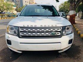 Land Rover Freelander 2 TD4 SE 2012 AT for sale in Ahmedabad