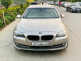 BMW 5 Series 520d Sedan AT 2011 in New Delhi