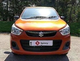 Used 2014 Maruti Suzuki Alto K10 VXI MT for sale in Hyderabad