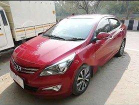Used 2015 Hyundai Verna 1.6 SX VTVT AT for sale in Nashik