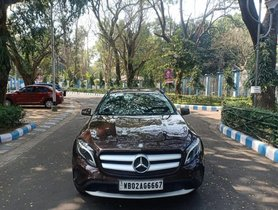 2015 Mercedes Benz GLA Class AT for sale at low price in Kolkata