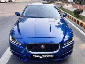 2016 Jaguar XE Portfolio AT for sale at low price in New Delhi