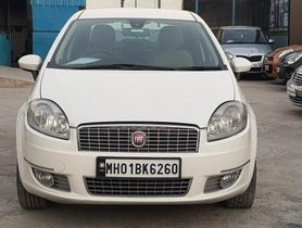 Used 2013 Fiat Linea Emotion Pack MT car at low price in Pune
