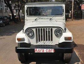 Used 2014 Mahindra Thar MT car at low price in Kolhapur