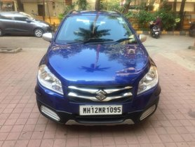 Used 2016 Maruti Suzuki S Cross MT car at low price in Mumbai