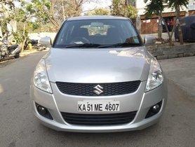 Used Maruti Suzuki Swift VDI 2012 MT for sale in Bangalore