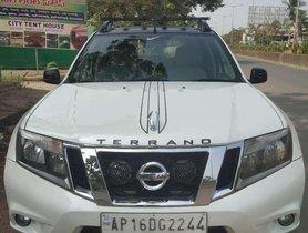 Used Nissan Terrano XV D THP Premium 110 PS, 2015, Diesel MT for sale in Vijayawada