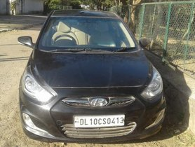 Hyundai Verna SX CRDi AT 2013 for sale in New Delhi