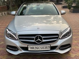 Mercedes-Benz C-Class C 220 CDI Avantgarde AT for sale in New Delhi
