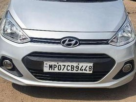 Used Hyundai Grand i10 2014 MT for sale in Mandsaur
