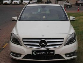 Used Mercedes Benz B Class Diesel 2015 AT for sale in Mumbai
