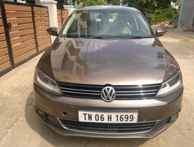 Volkswagen Jetta 2013-2015 2.0L TDI Highline AT for sale in Chennai