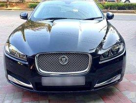 Used 2013 Jaguar XF Diesel AT for sale in Hyderabad