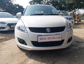 Used 2014 Maruti Suzuki Swift VDI MT for sale in Ahmedabad
