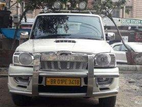 Used Mahindra Scorpio LX BS-III, 2013, Diesel MT for sale in Patna