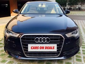 Used Audi A6 2.0 TDI Premium Plus, 2015, Diesel AT for sale in Kolkata