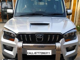 Used 2016 Mahindra Scorpio MT for sale in Kolkata