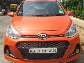 2018 Hyundai Grand i10 1.2 Kappa Sportz Option MT for sale at low price in Bangalore