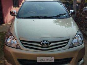 Used Toyota Innova 2011 MT for sale in Jamshedpur