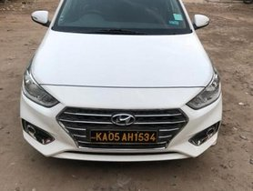 Hyundai Verna CRDi 1.6 EX MT 2018 in New Delhi