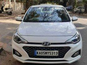 Hyundai Elite i20 MT 2018 in Bangalore