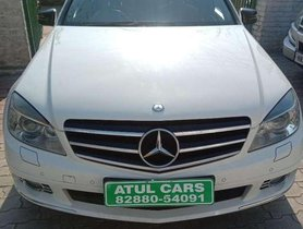 Used 2010 Mercedes Benz C-Class AT for sale in Chandigarh