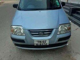Used Hyundai Santro Xing XK 2005 MT for sale in Chennai