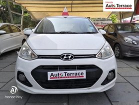 Used 2014 Hyundai i10 Magna MT car at low price in Chennai
