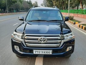 Used Toyota Land Cruiser VX Premium AT 2017 in New Delhi