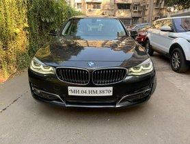 BMW 3 Series GT Luxury Line AT 2016 in Mumbai