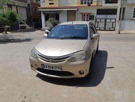 Used 2012 Toyota Etios Liva GD MT for sale in Nagar