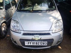 Used Chevrolet Spark LT 1.0 BS-IV OBDII, 2013, Petrol MT for sale in Pondicherry