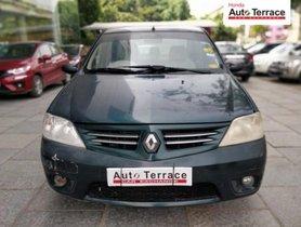Used 2007 Mahindra Renault Logan 1.6 GLS Petrol MT car at low price in Chennai