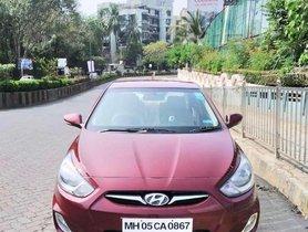 Used 2014 Hyundai Verna 1.6 VTVT SX AT for sale in Mumbai