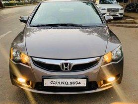 Used 2012 Honda Civic AT car at low price in Ahmedabad