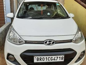 Used Hyundai Grand I10, 2015, Diesel MT for sale in Patna