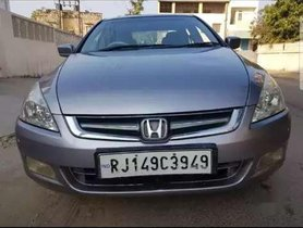 Used 2005 Honda Accord MT for sale in Jaipur