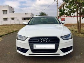 2013 Audi A4 2.0 TDI AT for sale in Coimbatore