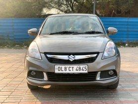 Used 2016 Maruti Suzuki Dzire VXI MT car at low price in New Delhi