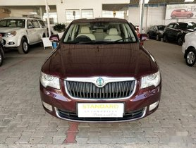 2009 Skoda Superb 1.8 TSI AT for sale in Bangalore