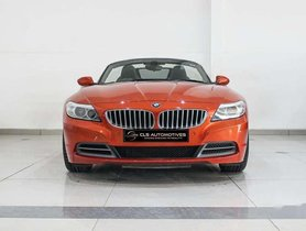 Used 2014 BMW Z4 35i AT for sale in Hyderabad