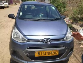 Used Hyundai Xcent 2016 MT for sale in Jaipur