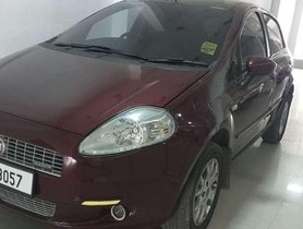 Used Fiat Punto, 2012, Diesel MT for sale in Chennai