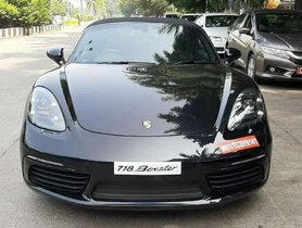 Used 2018 Porsche Boxster AT for sale in Mumbai