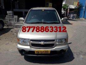 Used 2016 Chevrolet Tavera MT for sale in Chennai